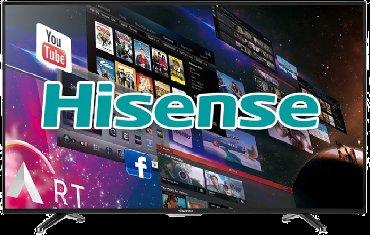 "bt адаптер для наушников в Кыргызстан: Телевизор 43"" Hisense 43 B7300F (ANDROID, голосовой поиск, Smart TV"