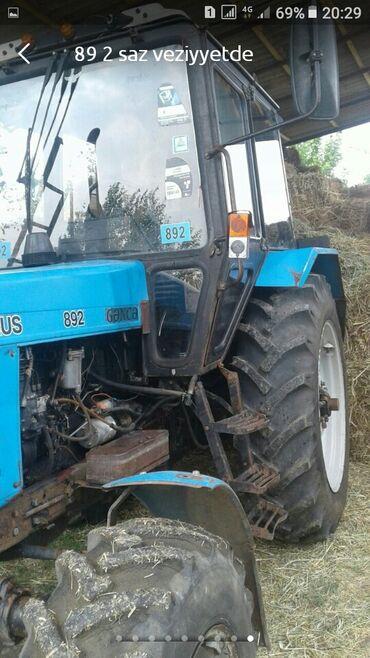 1221 traktor - Azərbaycan: Satilir tek traktor