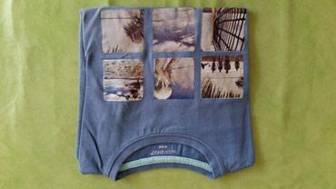 Majica za decake vel. 8 god.polovna i ocuvana kupljena u Parizu - Petrovac na Mlavi