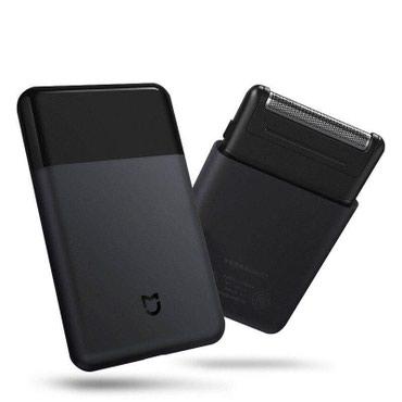 Бритва Xiaomi Mijia имеет литий-ионный аккумулятор, который