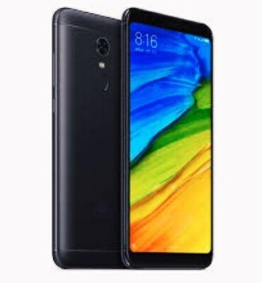 Мобильные телефоны и аксессуары в Душанбе: Б/у Xiaomi Redmi 5 Plus 32 ГБ Черный