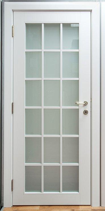 Vrata sa prorezom za staklo  - Belgrade