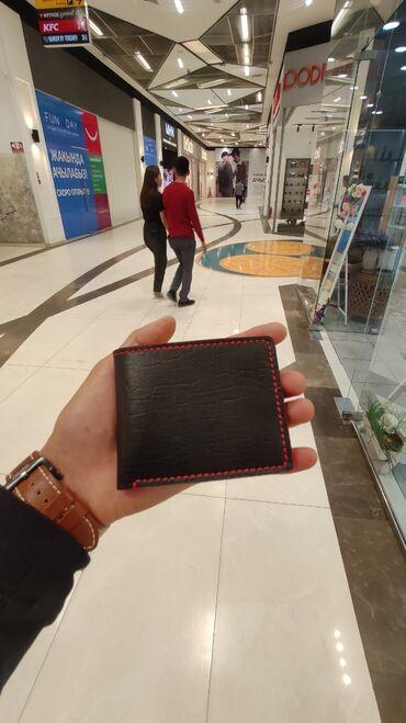 Бумажник из натуральной кожи.Ручная работа, очень качественная кожа.В