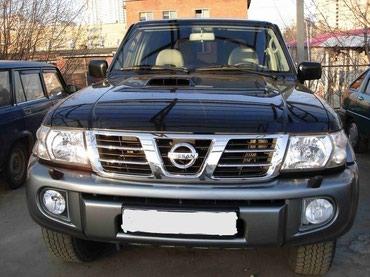 Nissan Patrol 2003 в Бишкек