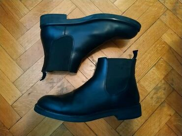 Muske cipele - Srbija: GANT KOŽNE CIPELE; MUŠKE Boja: CrnaProizvođač: GANTMaterijal: KožaTip