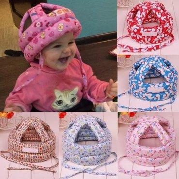 Шлемы защитные для малышей! тц гоин 2эт детский отдел с6 в Бишкек