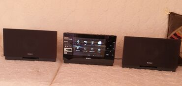 ayfon 5j - Azərbaycan: Sony sound system featuring:-          Digital display-          Photo