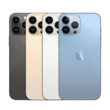 айфон 6 цена ош in Кыргызстан | APPLE IPHONE: IPhone 13 Pro | 128 ГБ | Синий Новый | Гарантия, Кредит, Отпечаток пальца