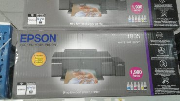термосублимационный принтер dnp ds rx1 в Кыргызстан: Принтер L805