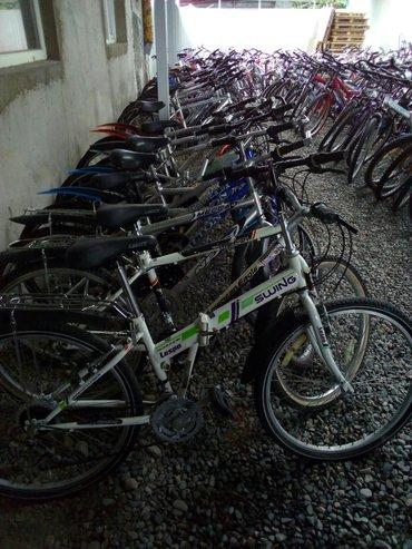 Xudat şəhərində Велосипеды из Кореи рама из алюминия