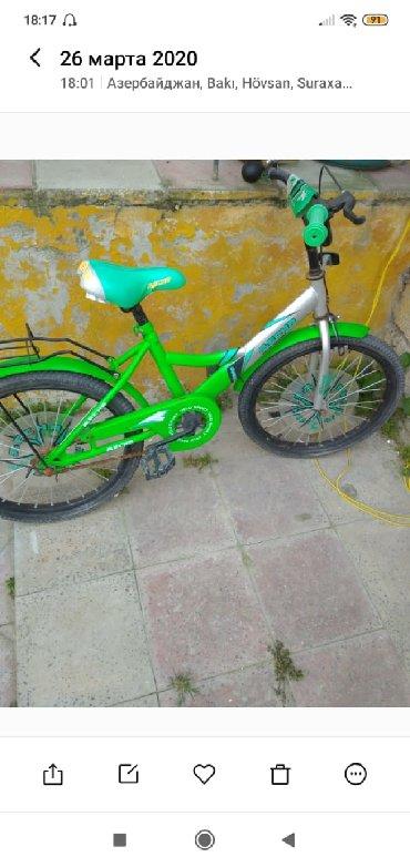 velosiped satisi gence - Azərbaycan: Satışa çıxan velosiped, yaxşı vəziyyətdə, rul çarxı var.svarka
