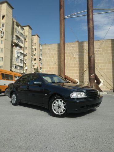 Avtomobillər - Azərbaycan: Mercedes-Benz C-Class 1.8 l. 1998 | 390000 km