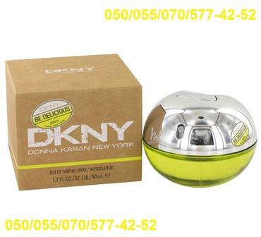 Bakı şəhərində DKNY Be Delicious Donna Karan Eau De Parfum Spray for Women ətrinin