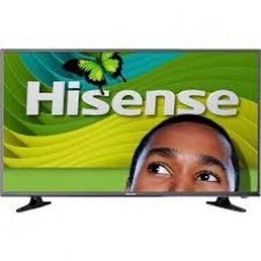 телевизор 72 диагональ в Кыргызстан: Телевизор Hisense Android 2020 H32A5600 Android TV 32 HD черный  Основ