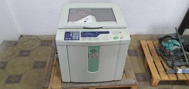 оборудование для производства перчаток в Кыргызстан: Ризограф фирмы riso rz 370 ep в идеальном состоянии. Стол в комплекте