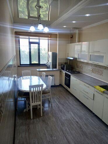 проекты домов бишкек 2017 в Кыргызстан: Элитка, 3 комнаты, 100 кв. м Теплый пол, Бронированные двери, Видеонаблюдение