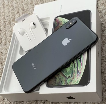 IPhone XS 64GB America в Душанбе