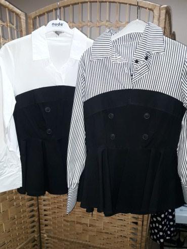 Новые рубашки! 449сом! Размер M,l. в Бишкек