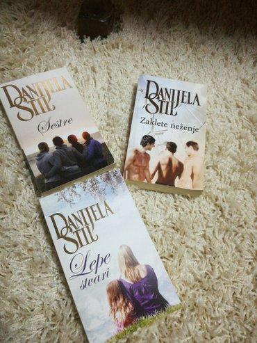 Tri knjige danijele stil po super ceni sve tri za 500 - Trstenik