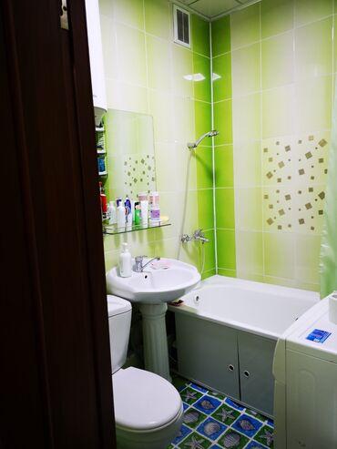 77 серия домов in Кыргызстан   ПРОДАЖА КВАРТИР: 106 серия, 1 комната, 46 кв. м