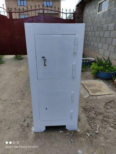 Сейфы - Кыргызстан: Продаю огнеупорный сейф