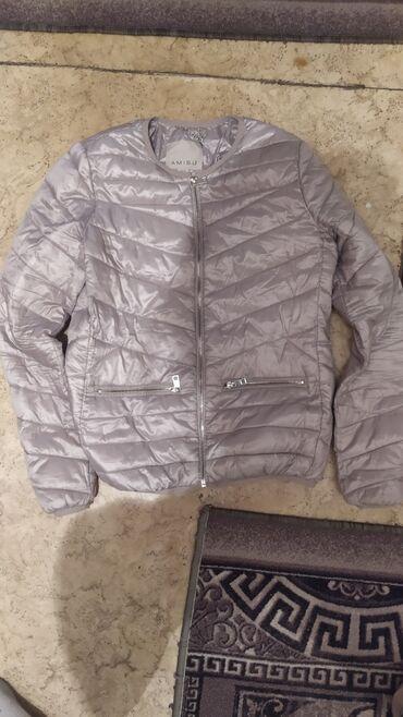 Куртка на веснубрала в Москве очень лёгкий и теплый,размер 44-46