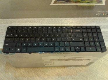 Bakı şəhərində HP Dv7-4000 klaviatura işlənmiş  yaxşı vəziyyətdə