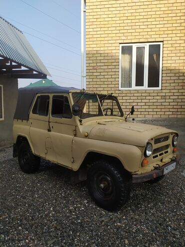 куплю уаз в Кыргызстан: UAZ 469 2.4 л. 1988