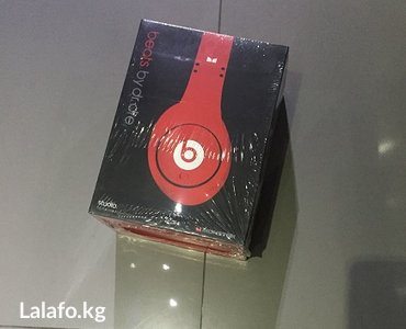 Наушники headset monster beats by dr. Dre studio (pi в Бишкек