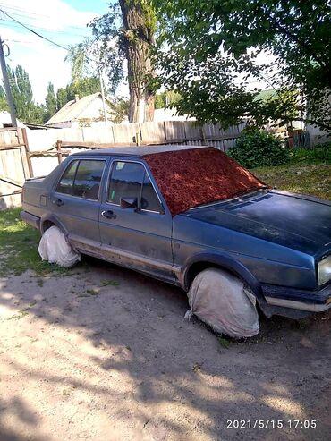 Транспорт - Кировское: Volkswagen Jetta 1.8 л. 1987 | 1650 км