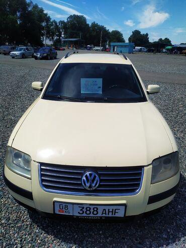 Транспорт - Военно-Антоновка: Volkswagen Passat 1.8 л. 2003 | 249000 км