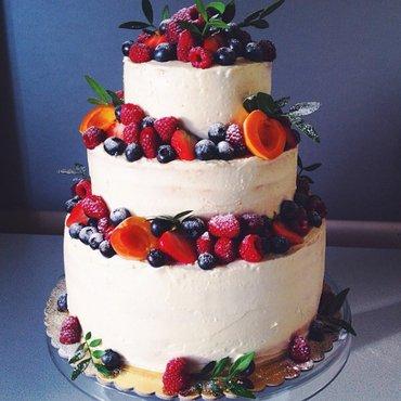 """Эксклюзивные ТОРТЫ, 🍭🍭🍭🍰от """"Valeri cakes"""" Вкусные, ☺️☺️☺️нежные, воздушны в Бишкек"""