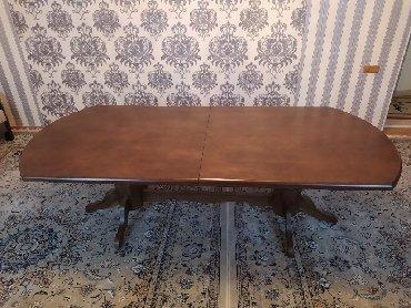 шредеры 12 14 на колесиках в Кыргызстан: Стол гостинный из натурального дерева.состояние: отличное размер