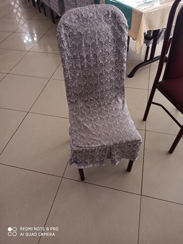 63 объявлений: Прочные стулья Турция качественные тяжёлые б/у 1300с договорная 60шт