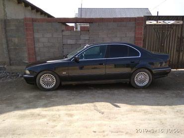 BMW 5 series 2000 в Кок-Ой
