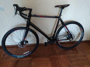 Gravel BikeMangoose Selous compYeni, surulmeyib.Shimano Tiagra 10
