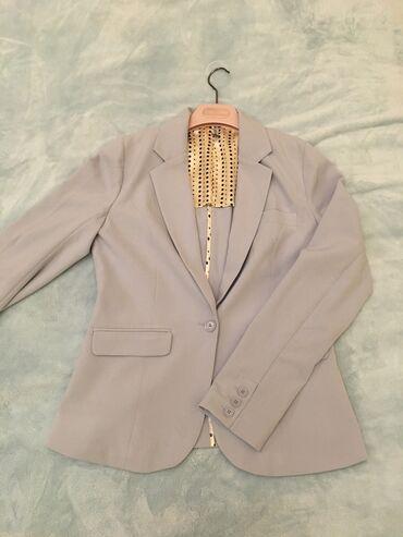 Нежно голубой пиджак легкий весенний, от фирмы Gloria jeans, новое