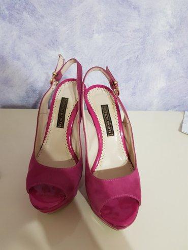 Sandale pink boje, velicina 37, jako udobne - Kraljevo
