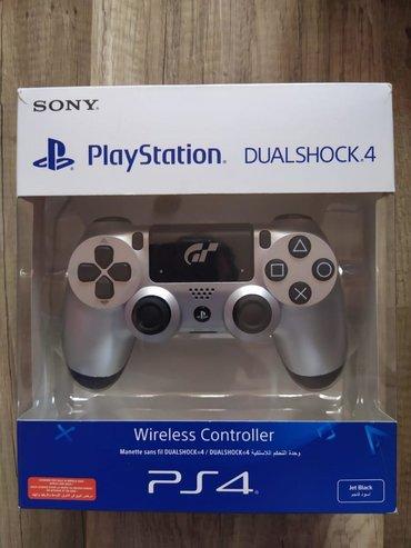 PS4 (Sony Playstation 4) Azərbaycanda: Tam bağlı salafanda orginal Playstation 4 slim 500 Gb  Playstation 4 s