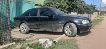 Транспорт - Боконбаево: Mercedes-Benz CLC-Class 1.8 л. 1994 | 380000 км