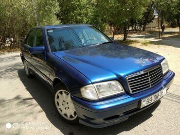 brilliance m2 1 8 at - Azərbaycan: Mercedes-Benz C 180 1.8 l. 1999 | 225000 km