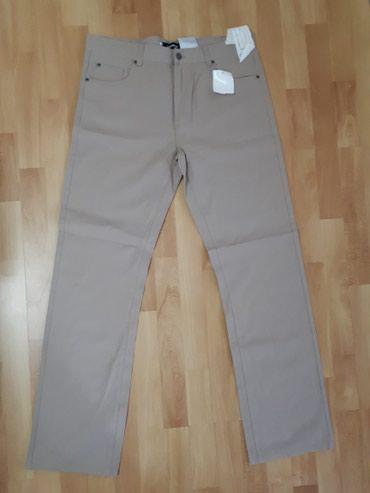 Muske pantalone iz Francuske 44 br. potpuo nove sa etiketom! Boja kao - Jagodina