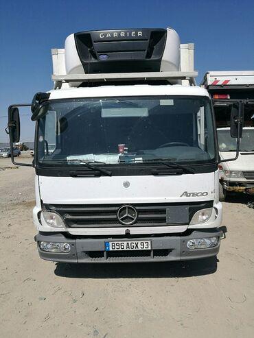 Перевозка рефрижератором - Кыргызстан: Международные перевозки, Региональные перевозки, По городу | Борт 5 кг. | Переезд