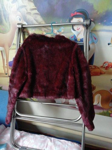 Стильное теплое кофта-накидка в Бишкек