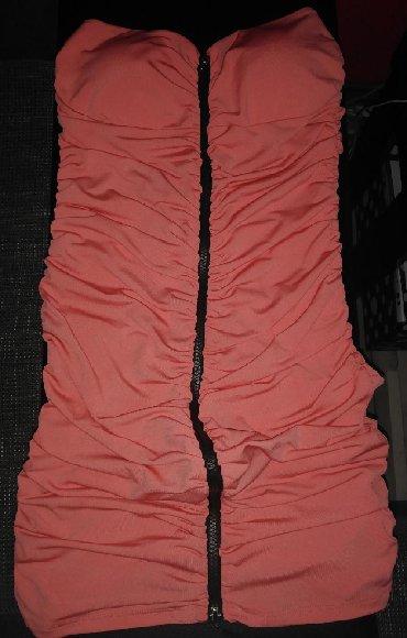 Haljina uz telo - Srbija: Haljina top, uska uz telo, prelepo stoji. (dužina 61cm.)