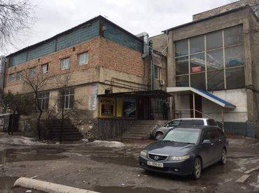 Продам Помещение S=444кв м,пр.Мира/Айни,за Байчечекей. 3ф,цена в Бишкек