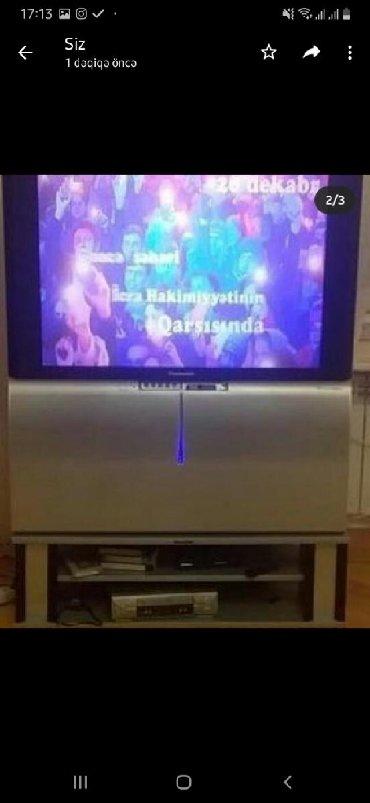 большие клетки в Азербайджан: 300 man.Panasonig tv+tv stend.88 ölcudu.ela