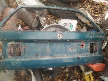 Продаю крышку багажника от пассат В3 универсал без стекла, цена 1500