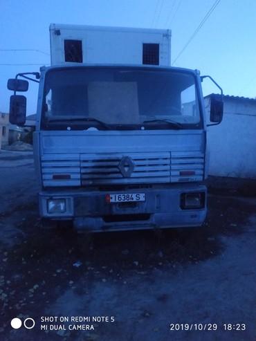 Бу-рено - Кыргызстан: Грузовик Рено 3000 доллар торг двигатель снято запчасти все на место