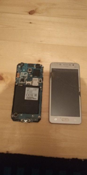 Bakı şəhərində Samsung J2 prime natira ustden cixma ekran qurlasdirib verem sensor